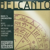 Belcanto Double Bass String G - medium