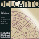 Belcanto Double Bass String E/C Ext