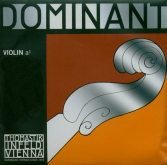 Dominant Violin A String - medium - 4/4 - Straight