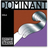 Dominant Viola Set with Aluminum D - medium