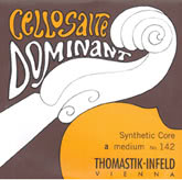 Dominant Cello A String - stark - 4/4
