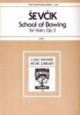 School of Bowing, Op.2, Book 1