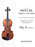Violin Method for Beginners, Op. 6, Part 1