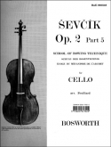 School of Bowing Technique for Cello, Op. 2 Part 5