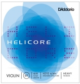 Helicore Violin Steel E String, Ball - Heavy (Straight) - 4/4