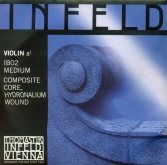 Infeld Blue Violin A String - medium - 4/4