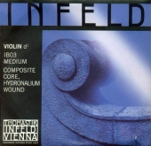 Infeld Blue Violin D String - medium - 4/4