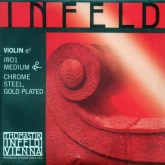 Infeld Red Violin E String - medium - 4/4