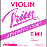 Prim Synthetic Core Violin E String - solo - 4/4