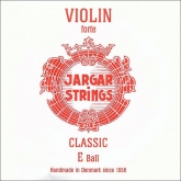 Jargar Violin E String, Ball - forte - 4/4