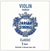 Jargar Violin E String, Ball - medium - 4/4