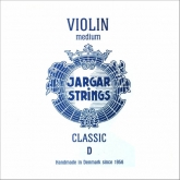 Jargar Violin D String - medium - 4/4