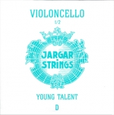 Jargar Young Talent Cello D String - medium - 1/2
