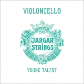 Jargar Young Talent Cello D String - medium - 3/4