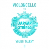 Jargar Young Talent Cello C String - medium - 1/2