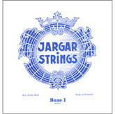 Jargar Bass E String - medium - 3/4