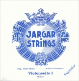 Jargar Superior Cello A String - medium - 4/4