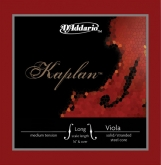 Kaplan Viola String D - medium - straight