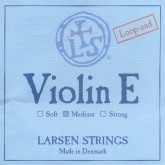 Larsen Violin Steel E String, Loop - medium - 4/4