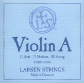 Larsen Violin A String - strong - 4/4