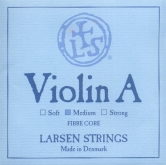 Larsen Violin A String - medium - 4/4