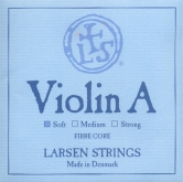 Larsen Violin A String - soft - 4/4