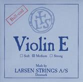 Larsen Violin Steel Core A String - medium - 4/4