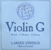 Larsen Violin G String - soft - 4/4