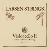 Larsen Cello D String - strong - 4/4