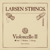 Larsen Cello D String - soft - 4/4
