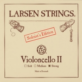 Larsen Soloist Cello D String - strong - 4/4