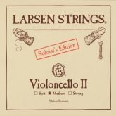 Larsen Soloist Cello D String - medium - 4/4