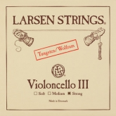Larsen Cello G String - strong - 4/4