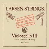 Larsen Soloist Cello G String - strong - 4/4