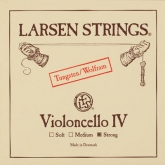Larsen Cello C String - strong - 4/4
