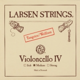 Larsen Cello C String - medium - 4/4