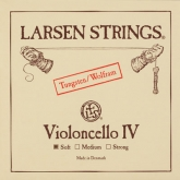 Larsen Cello C String - soft - 4/4