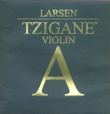 Larsen Tzigane Violin A String - strong - 4/4