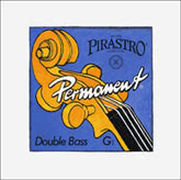 Permanent Bass D String - medium - 3/4