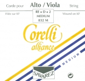 Corelli Alliance Viola D String - medium