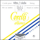 Corelli Alliance Viola C String - forte