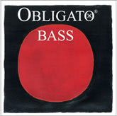 Obligato Orchestra Bass E String - medium - 3/4