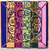 Pirastro Passione Bass D String - medium - 3/4