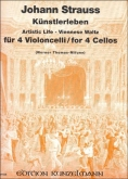 Artistic Life-Viennese Waltz for 4 Cellos