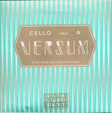 Versum Cello Tungsten C String - medium - 4/4