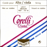 Corelli Crystal Viola A String - medium