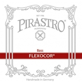Flexocor Solo Tuning Bass String E - medium - 3/4