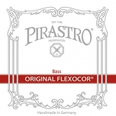 Original Flexocor Orchestra Bass D String - medium - 3/4