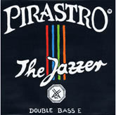 Jazzer Bass E String - medium - 3/4