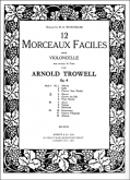 12 Morceaux Faciles (12 Easy Pieces) Op.4 - Book II
